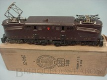 1. Brinquedos antigos - Lionel - Locomotiva Eletrica 2340 Tuscan Red Pennsylvania GG1 without the gold stripers Ano 1955