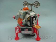 1. Brinquedos antigos - Daishin - Apollo 11 Eagle Lunar Module módulo Lunar Década de 1970