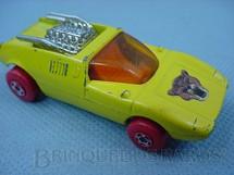 1. Brinquedos antigos - Matchbox - Mod Rod Superfast rodas vermelhas