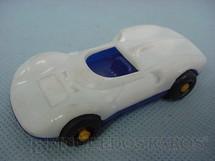 1. Brinquedos antigos - CGGC - Ferrari 330P com 8,5 cm de comprimento Década de 1980
