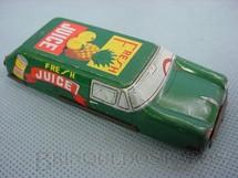 1. Brinquedos antigos - Sem identificação - Perua Fresh Juice com 5,00 cm de comprimento Década de 1970