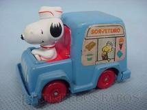 1. Brinquedos antigos - Estrela - Sorveteiro do Snoopy