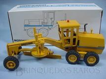 1. Brinquedos antigos - Minimac - Motoniveladora Dresser