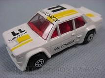 1. Brinquedos antigos - Matchbox - Inbrima - Fiat Abarth Superfast Brazilian Matchbox Inbrima 1980