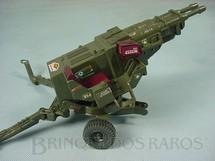 1. Brinquedos antigos - Estrela - Comandos em Ação Lança Raio Lazer Década de 1980