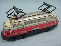 1. Brinquedos antigos - Estrela - Locomotiva eletrica M.B.E. Ferrorama Década de 1960