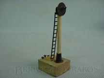 1. Brinquedos antigos - Bassett Lowke - Sinaleiro de linha com uma lâmpada Sistema Trix Twin Década de 1950