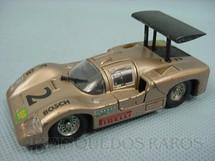 1. Brinquedos antigos - Solido-Brosol - Chaparral 2F dourado Fabricado pela Brosol Solido brésilienne Datada 5-1968