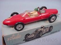 1. Brinquedos antigos - Solido - Ferrari 156 Fórmula 1 Shark Nose
