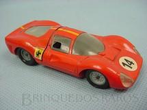 1. Brinquedos antigos - Solido - Ferrari 330 P3 vermelha Datada 6-1967