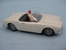 1. Brinquedos antigos - Solido-Brosol - Alfa Romeo Giulietta Spider branca Fabricada pela Brosol Solido brésilienne Década de 1970