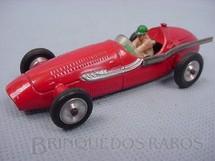 1. Brinquedos antigos - Solido - Maserati 250 Fórmula 1 vermelha