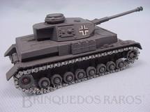 1. Brinquedos antigos - Solido - Tanque de Guerra Panzerkapfwagen IV Dadato 4-1990