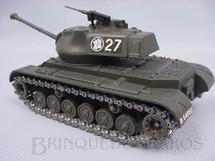 1. Brinquedos antigos - Solido - Tanque de Guerra M 47 General Patton