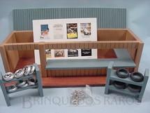 1. Brinquedos antigos - Schuco - Box de corrida completo com Rodas Pneus Cubos e  Ferramentas Ano 1995 Edição limitada