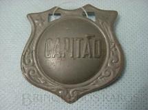1. Brinquedos antigos - Sem identificação - Distintivo de Capitão Década de 1970
