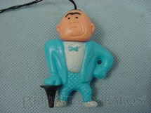 1. Brinquedos antigos - Sem identificação - Figura do Chico Válvula Presa brinde Bardahl Década de 1960
