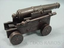 1. Brinquedos antigos - Redondo - Canhão Naval do século XIX Década de 1980