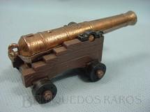 1. Brinquedos antigos - Britains - Canhão Naval do Século XIX Década de 1960