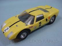 1. Brinquedos antigos - Sem identificação - Ford GT amarelo
