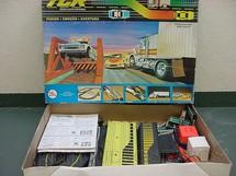 1. Brinquedos antigos - Trol - Conjunto TCR Série Auto Estrada Porto Alegre São Paulo Década de 1980
