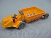 1. Brinquedos antigos - Wiking - Motor Scraper com 12,00 cm de comprimento Década de 1970