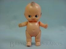 1. Brinquedos antigos - Sem identificação - Bebê com 18,00 cm de altura Kwipie Doll Década de 1960
