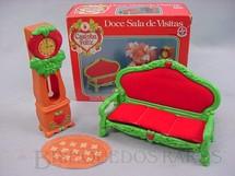1. Brinquedos antigos - Estrela - Doce Sala de Visitas Coleção Moranguinho Década de 1980