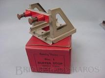 1. Brinquedos antigos - Hornby Meccano - Fim de linha Década de 1930