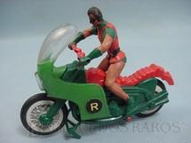 1. Brinquedos antigos - Casablanca e Gulliver - Motocicleta do Robin Década de 1970