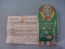 1. Brinquedos antigos - Estrela - Bagatela Taça de Prata Década de 1970