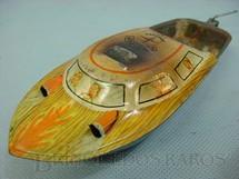 1. Brinquedos antigos - Estrela - Lancha Pop Pop original Ano 1968 a 1970