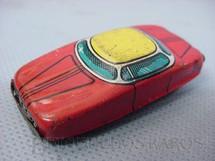 1. Brinquedos antigos - Metalma - Carro Sedan com 5,00 cm de comprimento Década de 1970