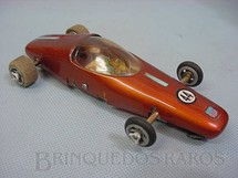 1. Brinquedos antigos - Dynamic - Protótipo com Chassi e rodas de magnésio 100% original Década de 1970