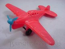 1. Brinquedos antigos - Mirim - Avião com 10,00 cm de comprimento Década de 1950