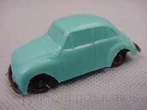 1. Brinquedos antigos - Sem identificação - DKW Vemag Sedan com 6,00 cm de comprimento brinde Toddy Década de 1960
