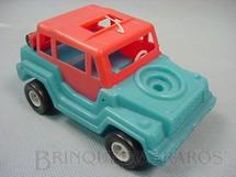 1. Brinquedos antigos - Pevi - Gurgel X10 com capota 14,00 cm de comprimento Década de 1980