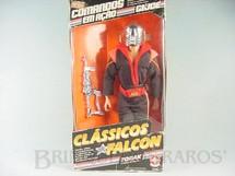 1. Brinquedos antigos - Estrela - Clássicos Falcon Torak completo com o boneco Edição 1994