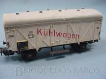 1. Brinquedos antigos - Marklin - Vagão frigorifico de dois eixos Kuhlwagen Decoração pintada Década de 1960