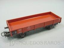 1. Brinquedos antigos - Marklin - Vagão Gondola de dois eixos Década de 1960