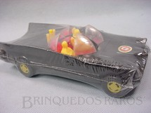 1. Brinquedos antigos - Sem identificação - Carro do Batman Batmobile Batmóvel com 20,00 cm de comprimento Batmóvel Lacrado Década de 1960