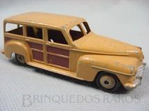 1. Brinquedos antigos - Dinky Toys - Estate Car Station Wagon Ano 1950