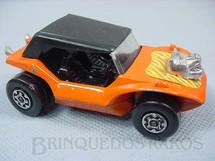 1. Brinquedos antigos - Matchbox - Sand Cat Speed Kings laranja