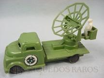 1. Brinquedos antigos - Balila - Caminhão militar Radar do Exército Década de 1970