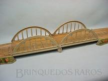 1. Brinquedos antigos - Marklin - Ponte em arco bitola 1 com 124,00 cm de comprimento. Década de 1920