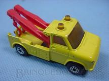1. Brinquedos antigos - Matchbox - Wreck Truck Superfast amarelo