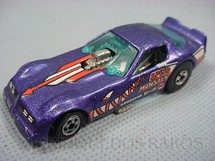 1. Brinquedos antigos - Mattel - Firebird Funny Car Speed Monster Hot Wheels Ano 1987
