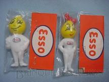 1. Brinquedos antigos -  - Dupla de Gotinhas da Esso com 10,00 cm de altura na embalagem