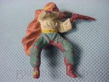1. Brinquedos antigos - Casablanca e Gulliver - Beduíno montado atirando com fuzil Série Lawrence da Árabia