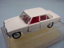 1. Brinquedos antigos - Schuco-Rei - Mercedes Benz 200 Brasilianische Schuco Rei branca